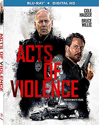Lionsgate Releasing 'Acts of Violence' on Disc March 27