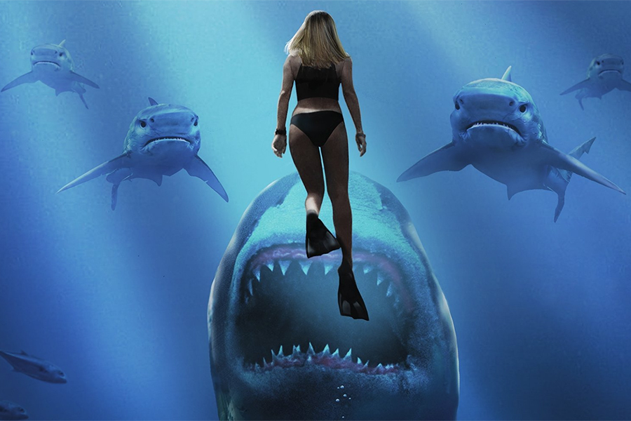 Direct-to-Video Sequel to Shark Thriller 'Deep Blue Sea' Due April 17