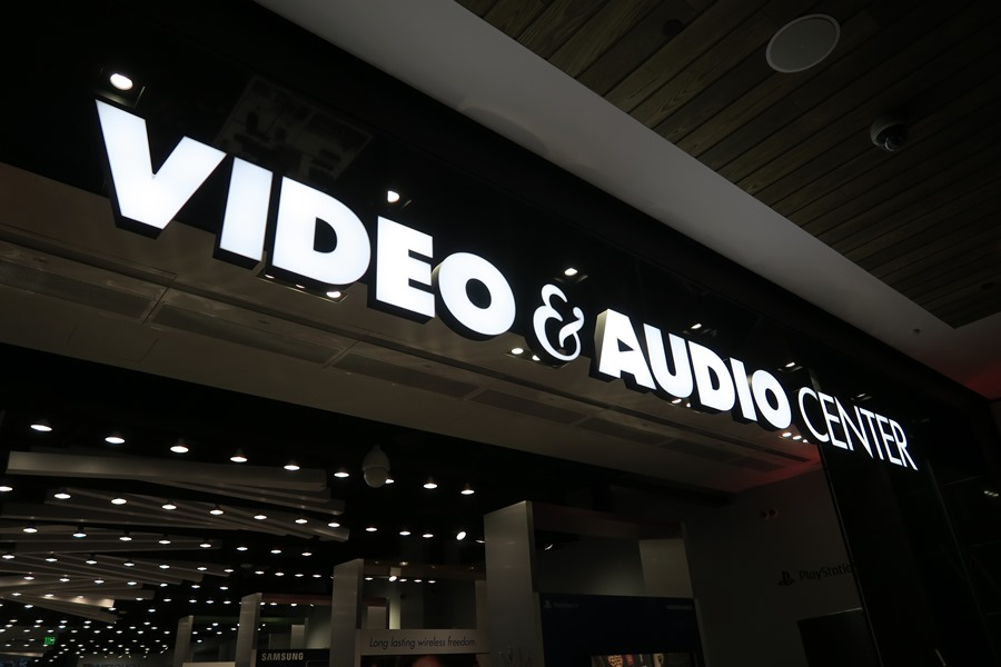 Video and Audio Center Opens New Flagship Store