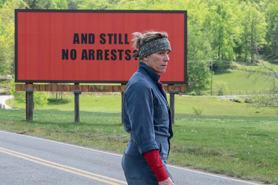 Oscar Frontrunner 'Three Billboards' Set for February Home Video Release