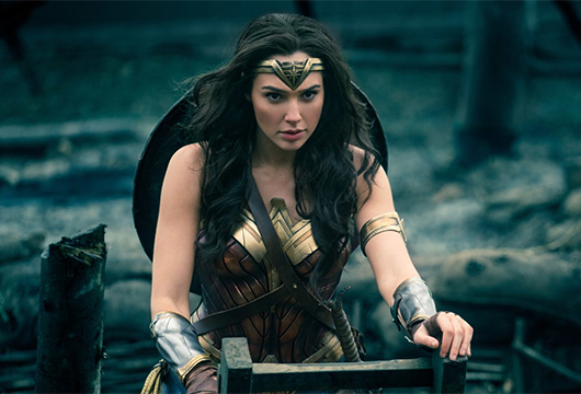 'Wonder Woman' Voted No. 1 Movie to See in 4K at Home in FandangoNow Survey
