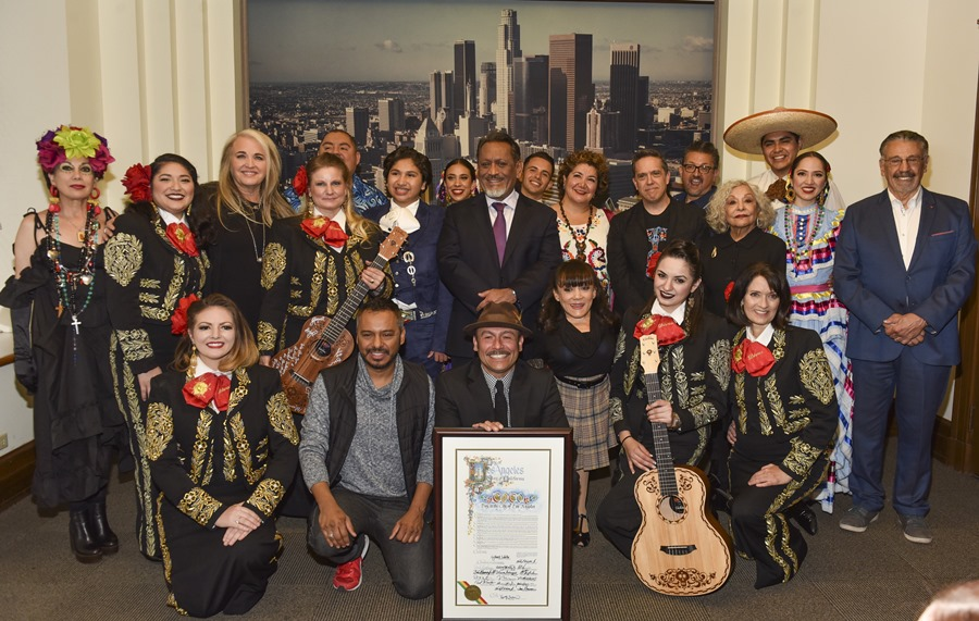 'Coco Day in L.A.' Celebrates Release of Latest Disney/Pixar Animated Hit