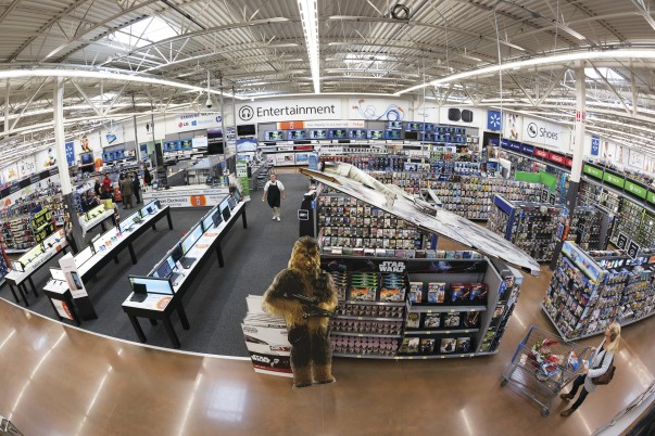 Walmart Reportedly Eyes Streaming Service of Its Own