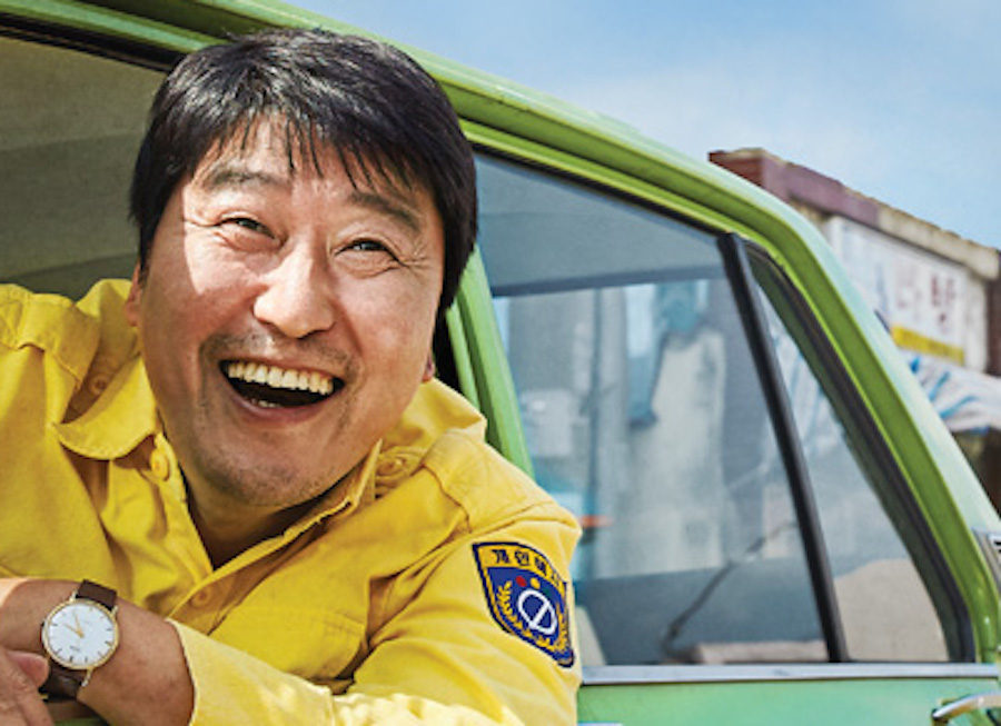 South Korea's 'A Taxi Driver' Coming to Blu-ray April 17