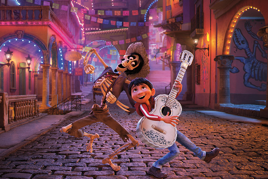 'Coco' Leads Disc Sales in February