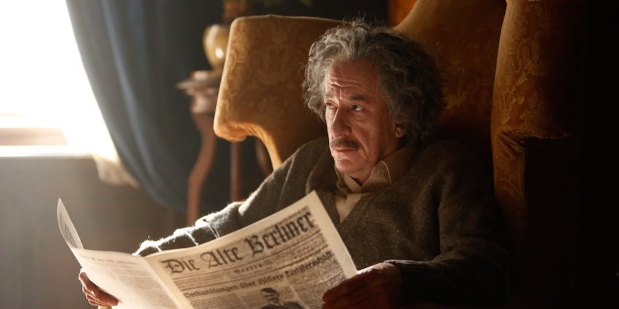 Einstein Biopic Series 'Genius' Due on DVD April 17