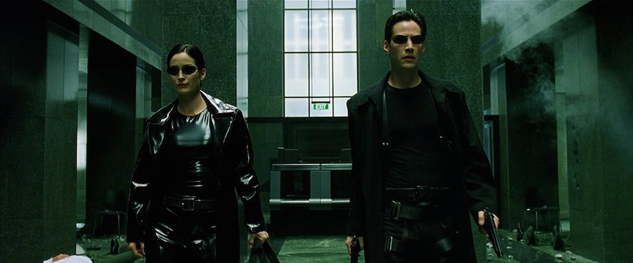 Sci-fi Classic 'The Matrix' Coming May 22 in 4K UHD Blu-ray Combo Pack and Digital