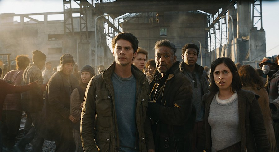 Final 'Maze Runner' Installment Due on Digital April 10, Disc April 24