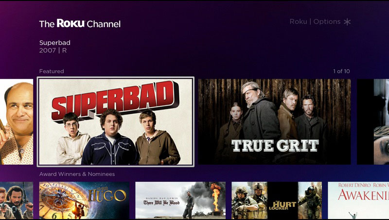 Roku Channel Coming to Samsung TVs
