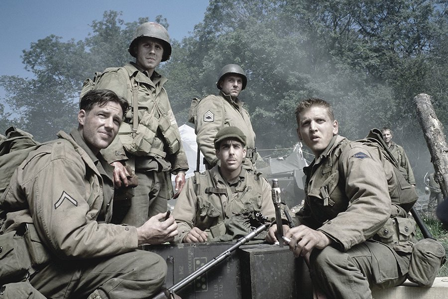 Steven Spielberg's 'Saving Private Ryan' Due on 4K Ultra HD Blu-ray May 8 for 20th Anniversary