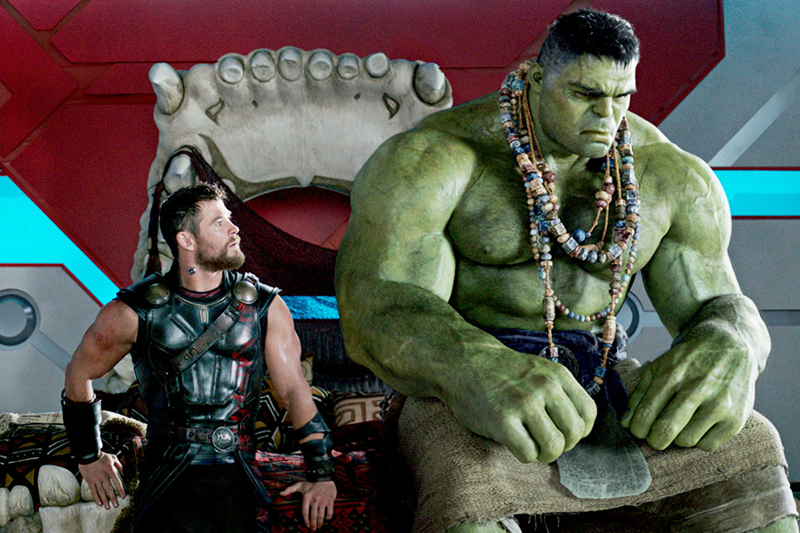 'Thor: Ragnarok' Surges to No. 1 on Disc Sales Charts