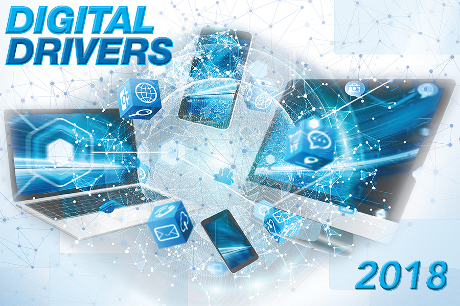 Digital Drivers 2018: Content at Your Fingertips