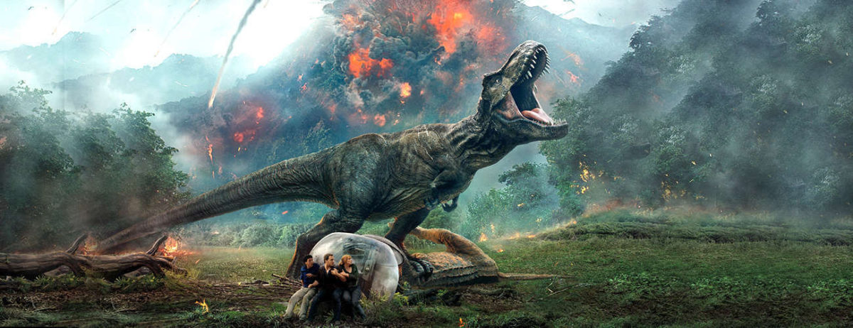 Free Movie Poster for Early 'Jurassic World' Ticket Buyers on Fandango