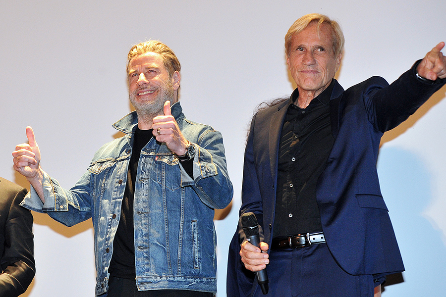 'Grease' Celebrates 40th at Cannes