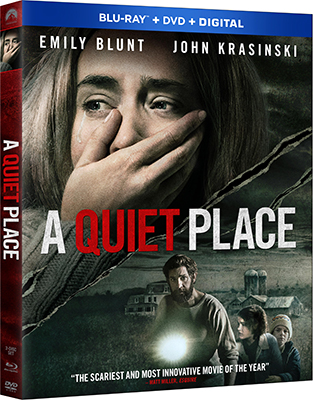 A Quiet Place (2018) BDRip 720p 900MB [Hindi-Tamil-Telugu-Eng] ESubs MKV