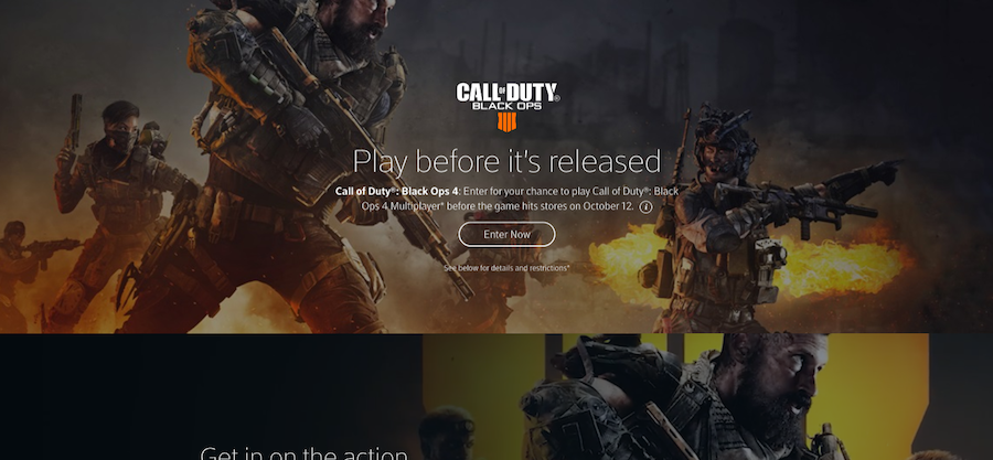 Comcast, Activision Team for 'Call of Duty' Multiplayer Early-Play Promotion