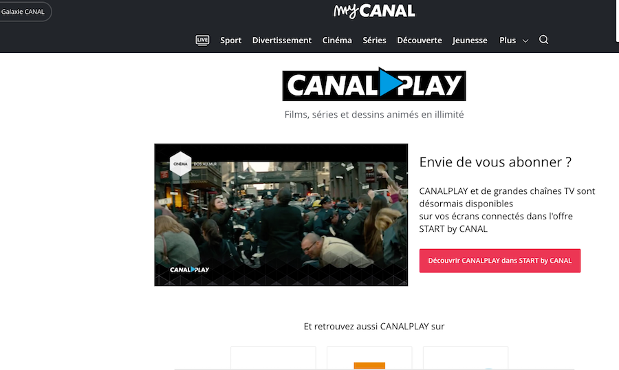Canal Plus CEO Blames Netflix, Regulation for Imminent Shuttering of SVOD Service CanalPlay in France