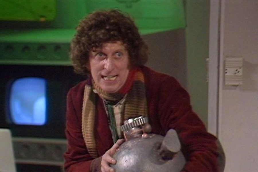 BBC Releasing Blu-ray of Tom Baker's First Season on 'Doctor Who'