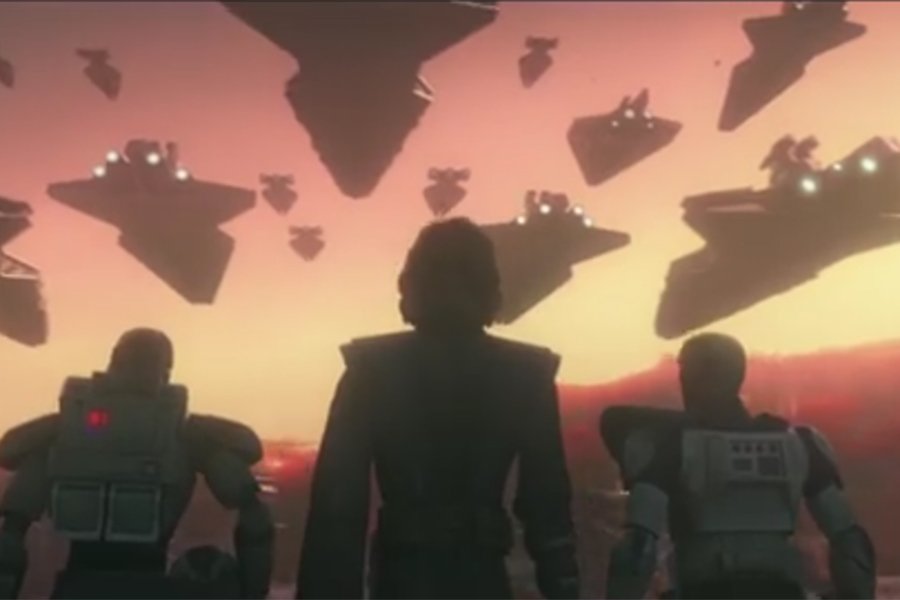 'Star Wars: The Clone Wars' to Return on Disney Streaming Service