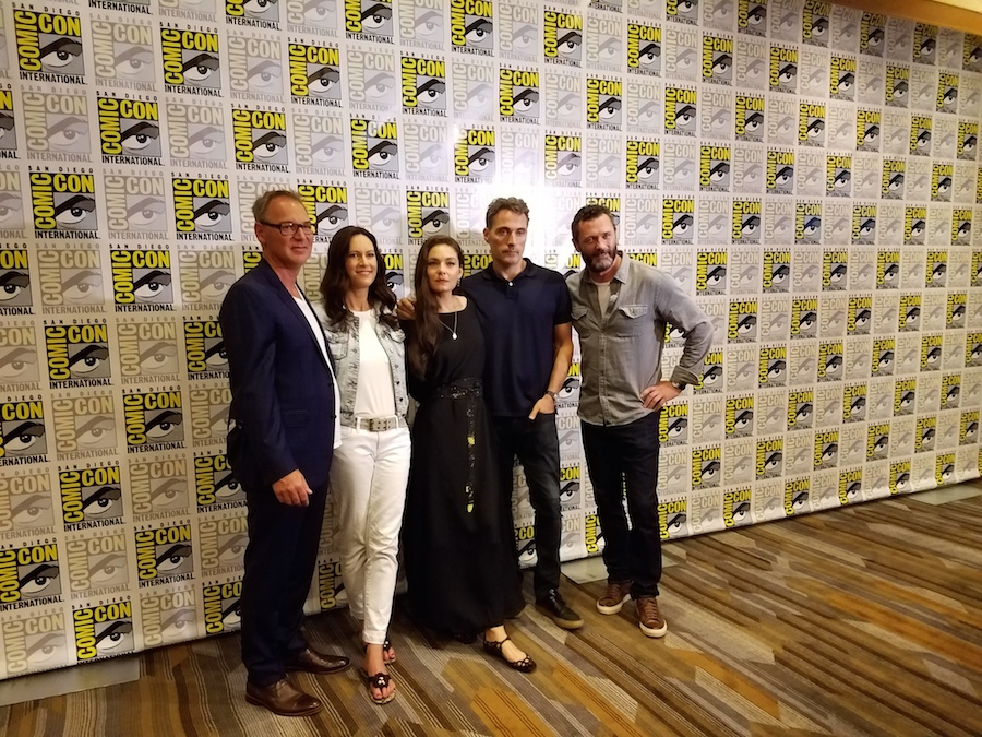Cast and Producers Discuss Amazon's 'Man in the High Castle' at Comic-Con Ahead of Oct. 5 Third-Season Debut