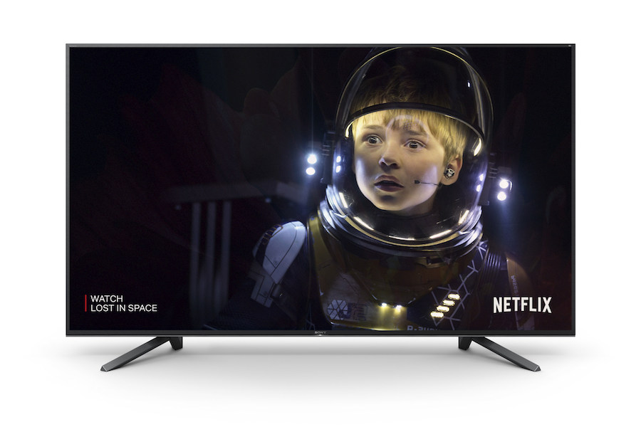 Netflix Creates New Feature for Sony TVs