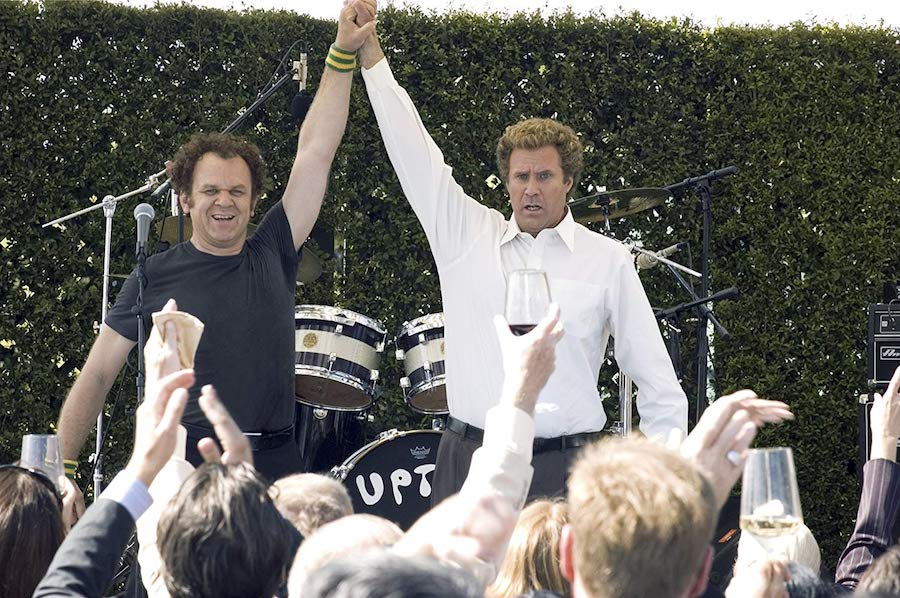 Comedy 'Step Brothers' Coming to 4K UHD From Sony