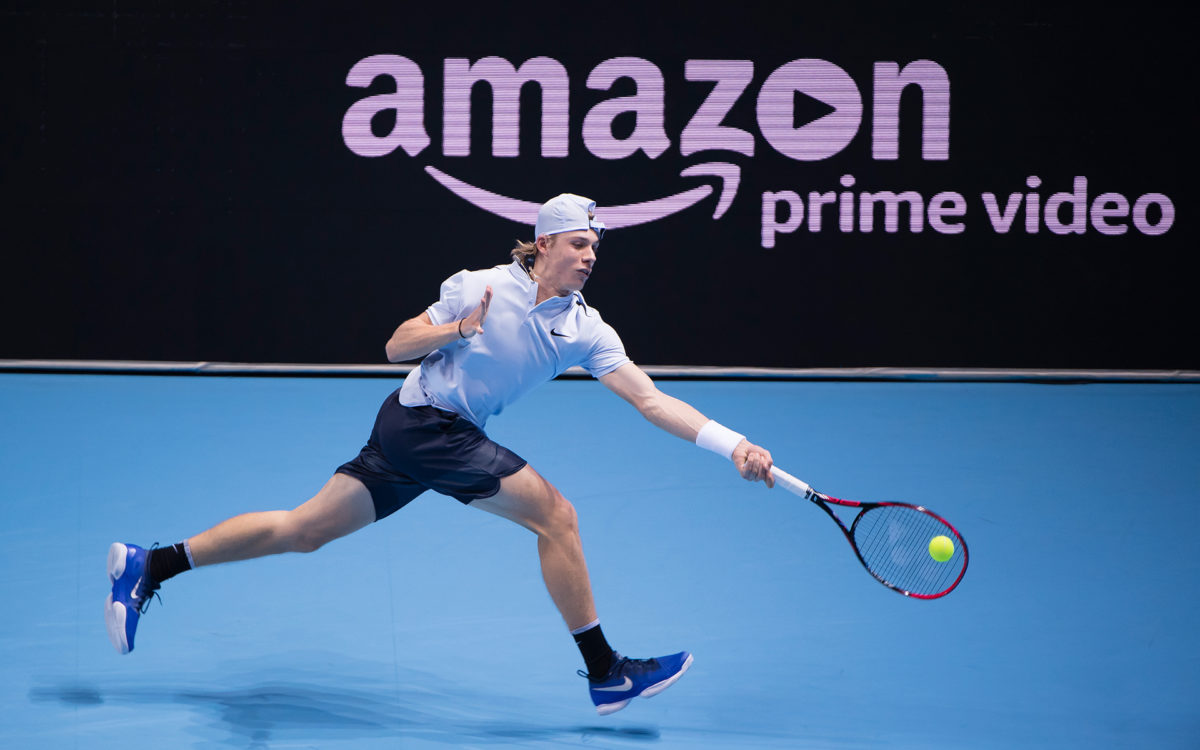 Amazon Prime Video Double-Faulting at U.S. Open Tennis Tournament?