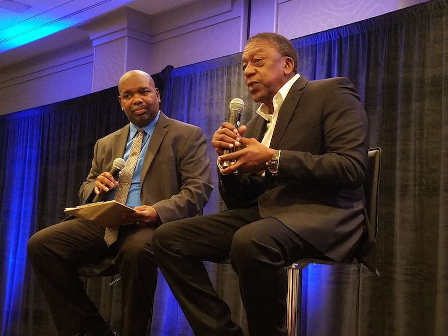 RLJE's Johnson Tells Entertainment Industry to Embrace Technology and Consumer Choice