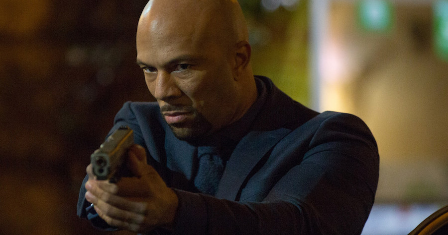 Lionsgate Inks TV Deal With Common
