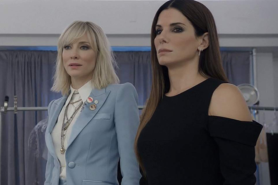 'Ocean's 8' Displaces 'Deadpool 2' From Top Spot on Home Video Charts