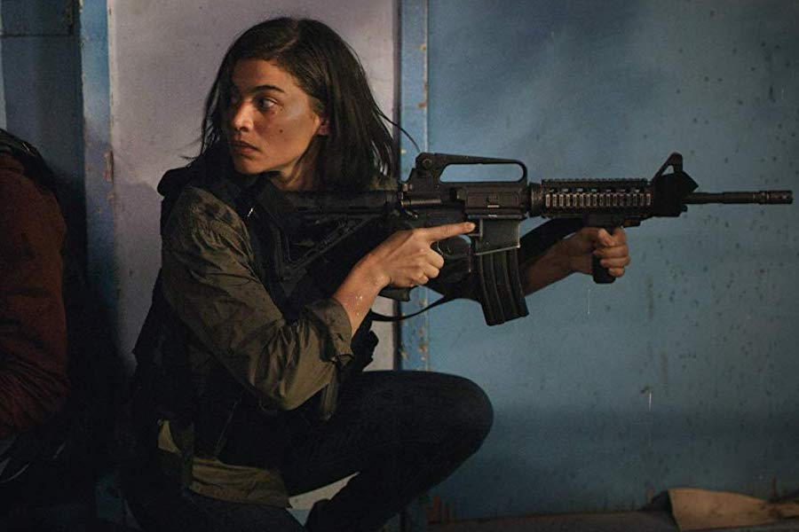 'Afraid',' Asian Actioners on Tap From Well Go for the Fall