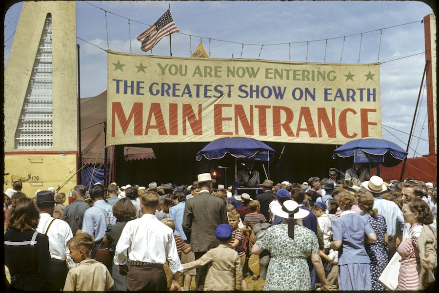 PBS Documentary 'American Experience: The Circus' Due on Digital Oct. 9, DVD Nov. 6