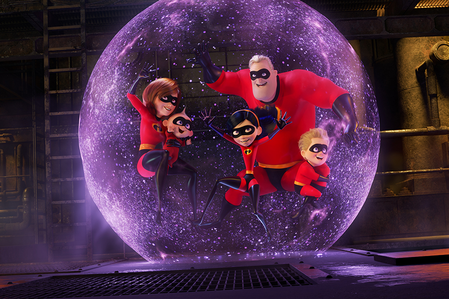 'Incredibles 2' Tops November Sales; 'Avengers: Infinity War' Takes Over as Year's No. 1 Title