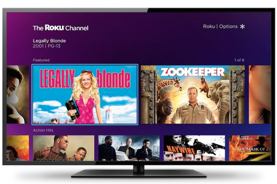 Roku CEO: AVOD Growth Drove Quibi Content Acquistion