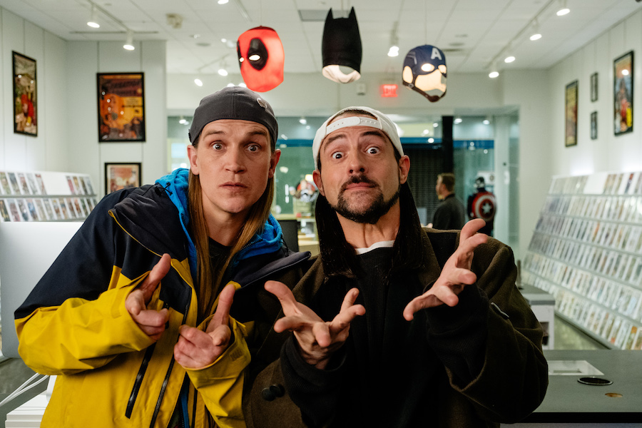 Growing Up With Jay and Silent Bob