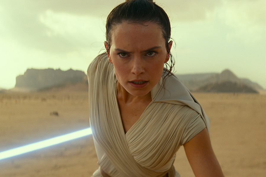 'Star Wars: The Rise of Skywalker' Tops 'Watched at Home' Chart for Third Week