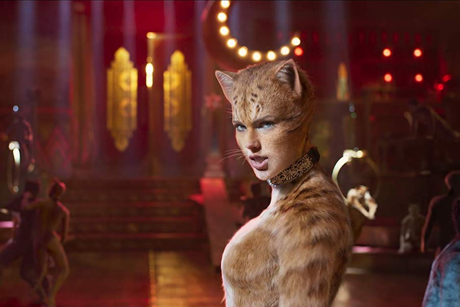 'Cats' Dancing to Digital March 17, Disc April 7 From Universal