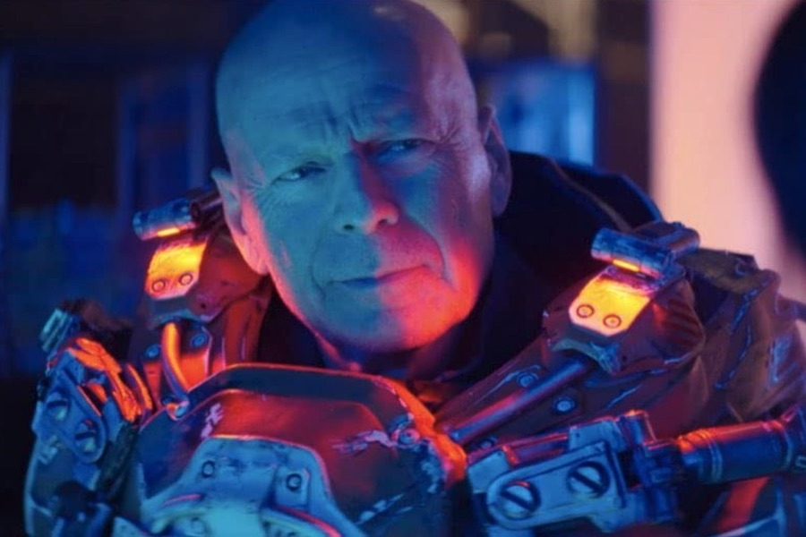 Bruce Willis Film 'Cosmic Sin' Coming to DVD May 18 From Paramount