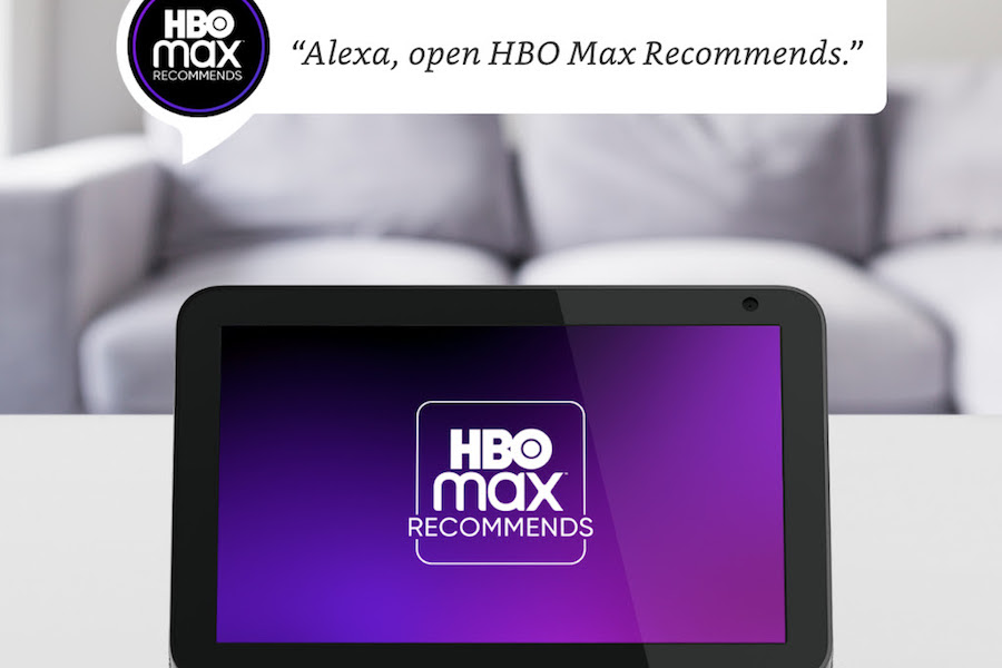 HBO Max Launches Alexa Voice Discovery Feature